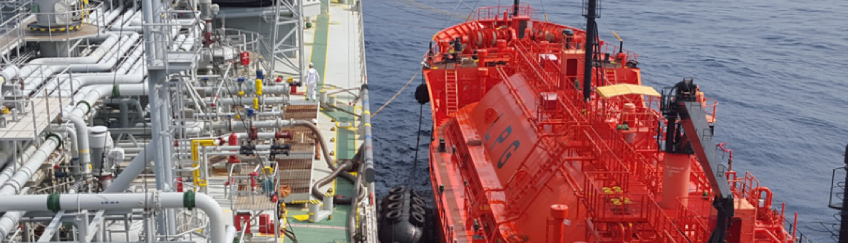 BASIC LIQUEFIED GAS TANKER OPERATIONS (STCW)